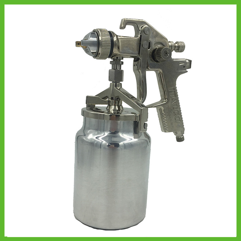 цена на SAT500S Hot on sales profession airbrush spray hvlp gun paint spray gun for car painting air compressor pneumatic machine tools