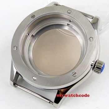 42mm 316L steel sapphire glass automatic Watch Case fit 24 jewels NH35 MOVEMENT - DISCOUNT ITEM  12% OFF All Category