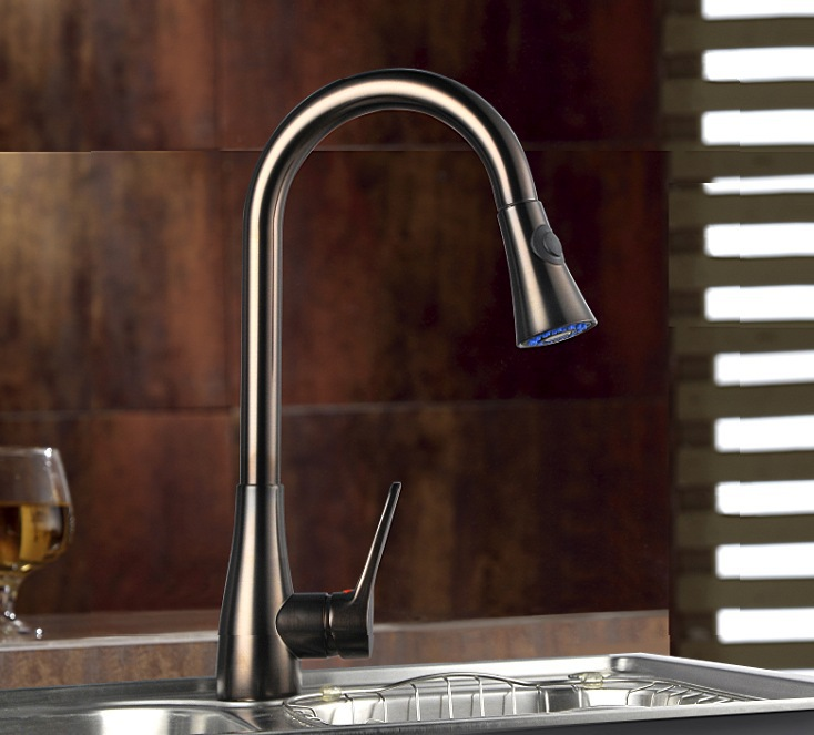 Black Nickel Kitchen Faucet Kitchen Design Ideas