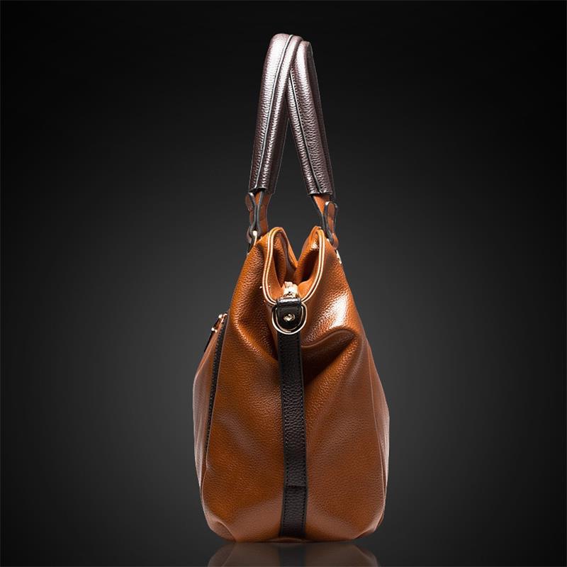vintage feminino de luxo homensageiro Material Principal : Couro Genuíno