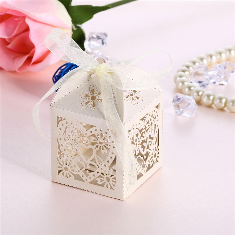 Custom black Islamic candy box wedding favour paper diwali gift ...