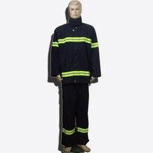 Низкая цена удобные тканевые пожарные костюмы для пожарного человека