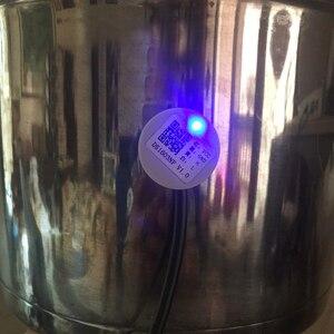 Image 4 - קולי מתג חיישן רמה קולי אינדוקציה מתג ללא מגע רמת נוזל חיישן מתכת מיכל נוזל חיישן