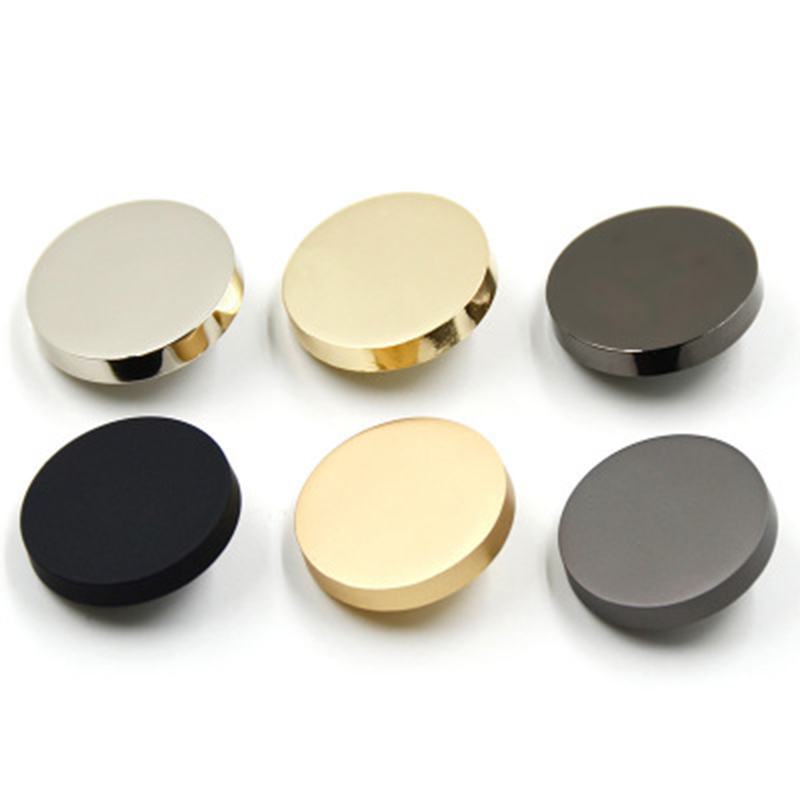 YWXINXI 10pcs/lot Metal Button Shank Button for metal