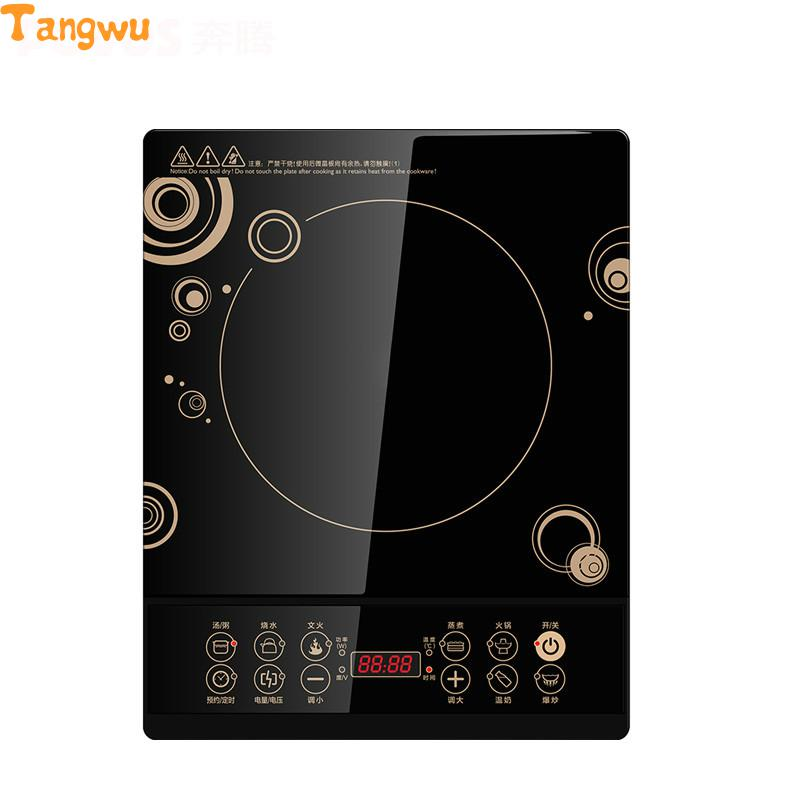 Free shipping Large fire home hot pot stove special offer genuine electromagnetic oven Induction Cookers Induction cooker купить недорого в Москве