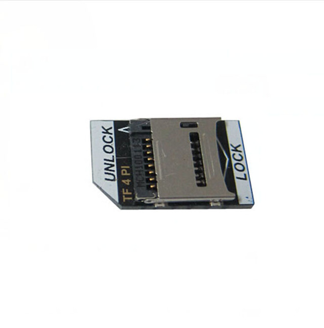 With Tracking Number!!! Updated Version T-flash TF to SD Card Adapter Module for Raspberry Pi V2