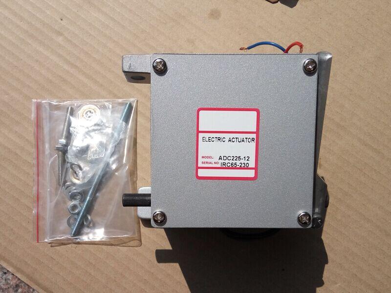 ADC225-12V alternator External Actuator ADC225 12V ADC225-12 adc hx12bgc