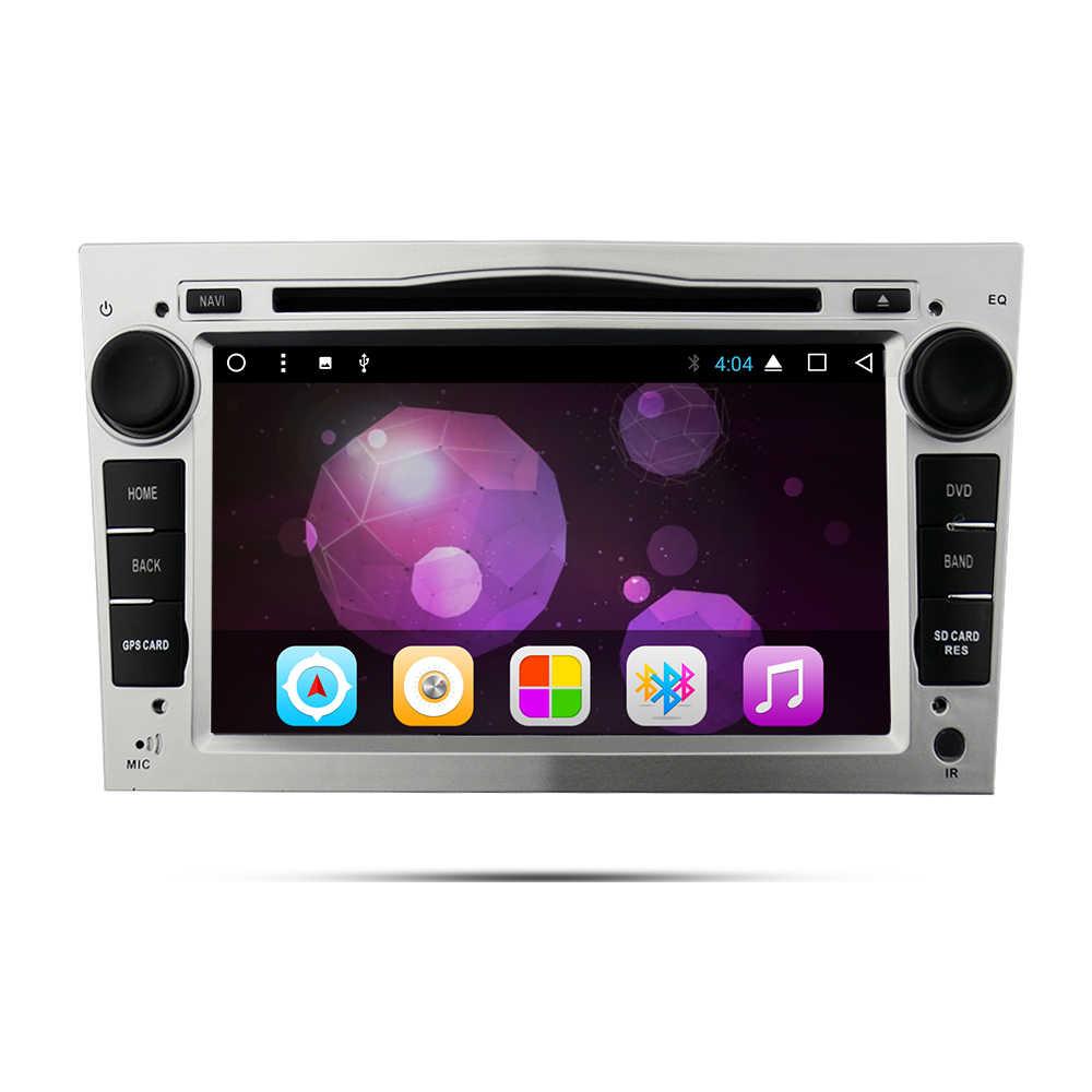 EKIY 2 ディンアンドロイド 8.1 車のマルチメディアプレーヤーオペルアストラ ZAFIRA コンボ自動 DVD プレーヤーステレオラジオ GPS オクタコア 7 ''2 グラム + 32 グラム