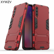 Xiaomi Mi 9 Case Shockproof Cover Armor Protect Soft Silicone Hard PC Phone Case For Xiaomi Mi 9 Back Cover For Xiaomi Mi9 Mi 9 xiaomi mi 9 case silm shockproof cover luxury ultra thin smooth hard pc phone case for xiaomi mi 9 back cover for xiaomi mi9