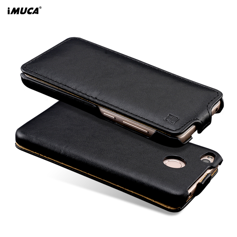 Luxus Flip Ledertasche Für Xiaomi Redmi 4x Fall Cover iMUCA weiche Silikon Wallet Phone Cases Für Xiaomi Redmi 4x Pro Fall