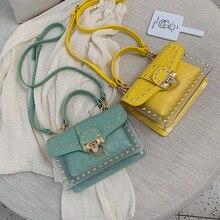 Transparent Jelly Bag Tote Crossbody Bags Women 2019 Summer PVC Luxury Handbags Designer Ladies Beach Clear Rivet Shoulder Bag все цены