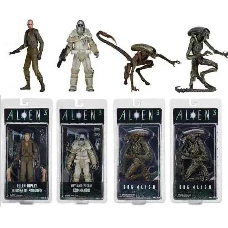 <font><b>Aliens</b></font> vs Predator <font><b>Figure</b></font> <font><b>Aliens</b></font> 3 <font><b>Series</b></font> <font><b>8</b></font> Weyland Yutani Commando Dog <font><b>Alien</b></font> Ellen <font><b>Ripley</b></font> Fiorina 161 Prisoner <font><b>Action</b></font> <font><b>Figures</b></font>