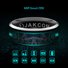 2016 New Smart Rings Wear Jakcom R3 NFC Magic For iphone Samsung HTC Sony LG IOS Android Windows NFC Mobile Phone PK Wristband