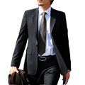 Hot Sale Business Wear Single Breasted Full Sleeve Men Blazers Slim Looking Summer Time Men Suit Special Design Formal Cozy