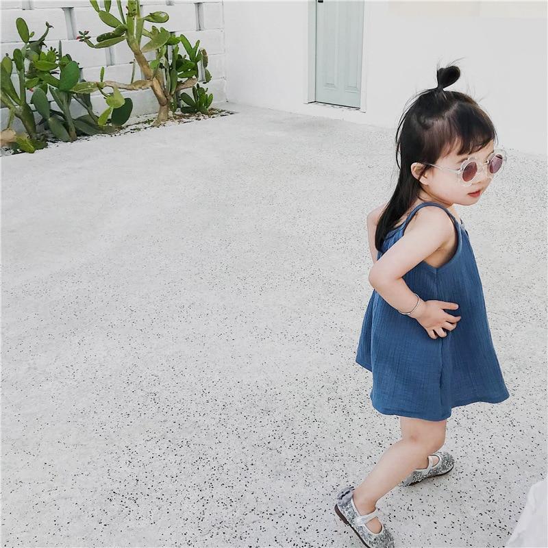 dziewczynka letnia słodycze kolor sukienka vestido infantil - Odzież dla niemowląt - Zdjęcie 4
