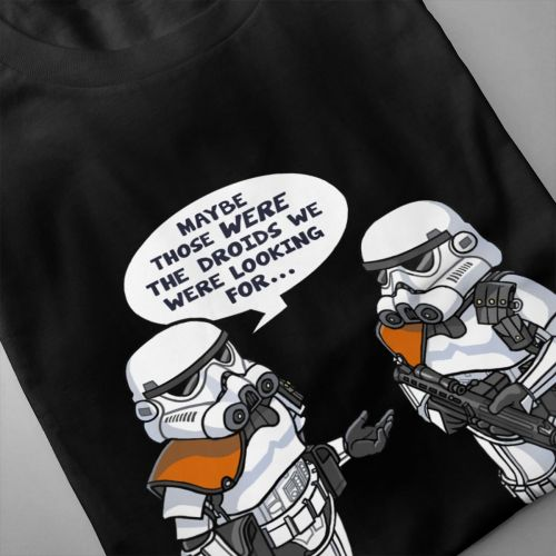 Pure Cotton Boy Star Wars T Shirt 100 Pure Cotton Homme Tees Plus Size T shirt in T Shirts from Men 39 s Clothing