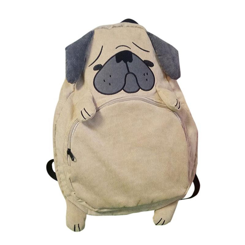 2016 Japanese cute cartoon animals backpack font b school b font font b bags b font