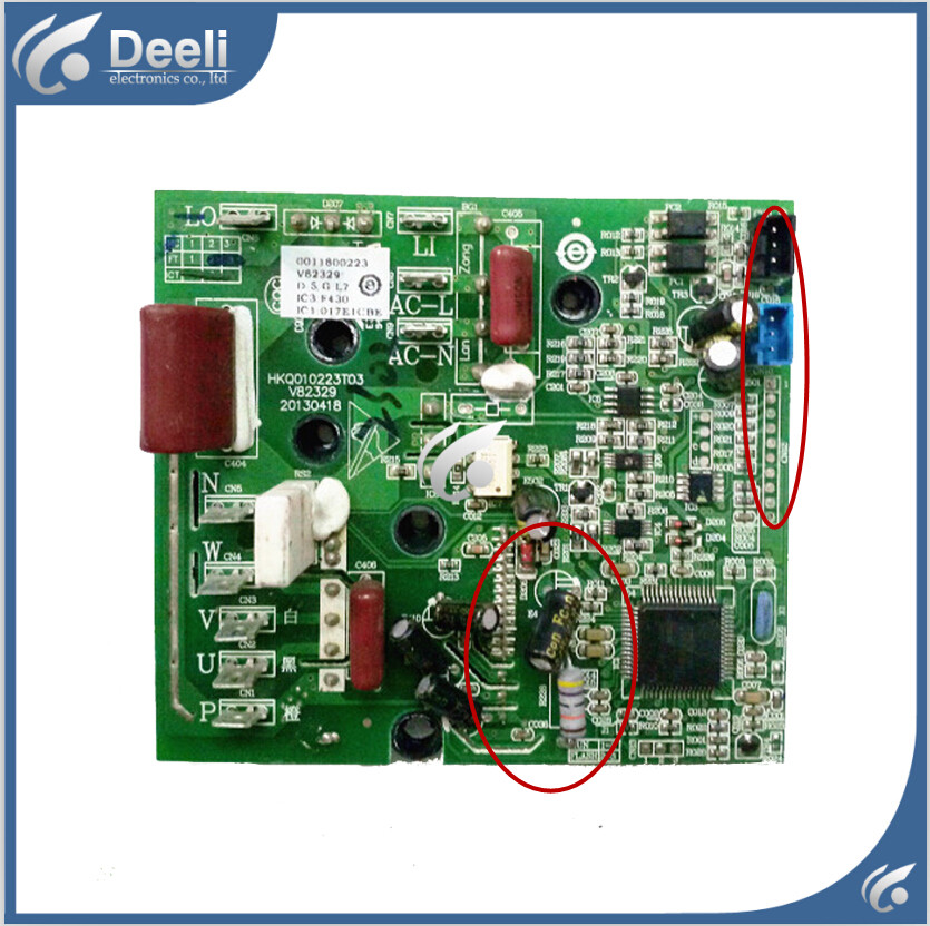 Working good 95% new original for air conditioning parts power module board KFR-26W/0123T KFR-26W/0523T 0011800052N power supply for pwr 7200 ac 34 0687 01 7206vxr 7204vxr original 95%new well tested working one year warranty