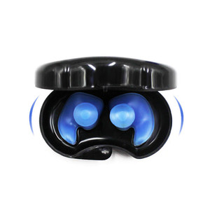 Image 4 - 1ペアソフトシリコン耳栓耳保護再利用可能なプロの音楽耳栓ノイズリダクション睡眠のため