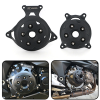 NEW Black CNC Motorcycle Engine Stator Cover Engine Protective Cover For KAWASAKI Z800 2013 2017 Free