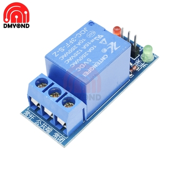 1CH 1 Channel Relay Module Interface Board Shield For Arduino 5V Low Level Trigger One PIC AVR DSP ARM MCU DC AC 220V image