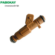 Free Shipping FOR CITROEN XM XANTIA XSARA SYNERGIE 2.0 16V FUEL INJECTOR 1984C4 0280155803 1984.C4 96288914 9628891480 xu7 connecting rod for petrol 16v 1 8l racing engine tuning parts zx citroen xantia citroen xsara 16v 1 8l motor xu7jp4 catalyst