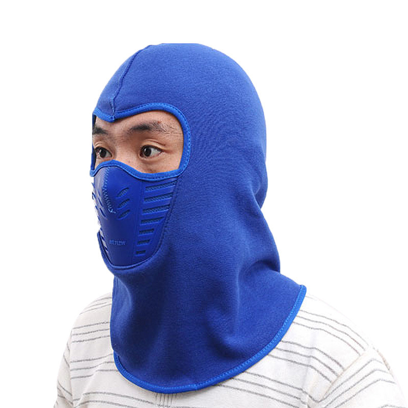 Apparel Accessories Winter Thermal Scarf Neck Warmer Neck Gaiter Ski Mask Balaclava Face Mask For Men Women Windproof Outdoor Cycling Motorcycle Possessing Chinese Flavors