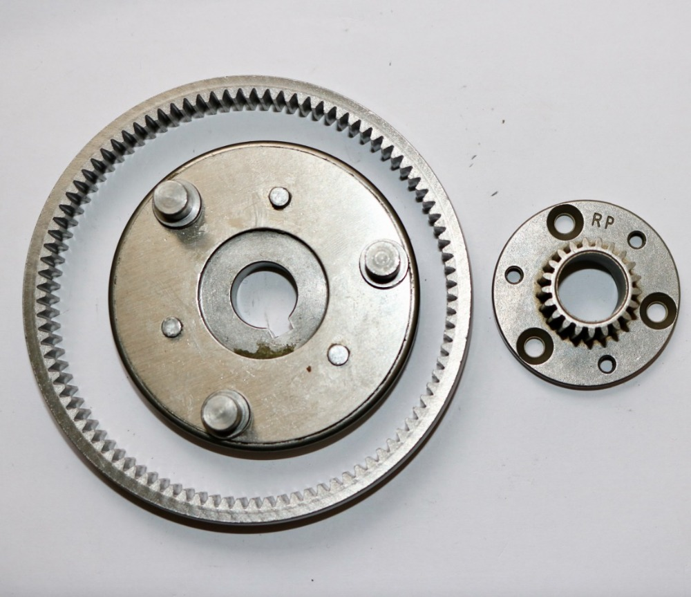 1set/lot  High-speed Electric Vehicle Gear Ring+Clutch1set/lot  High-speed Electric Vehicle Gear Ring+Clutch