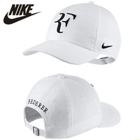 Nke Fee Chandler Tennis Hat Men And Women Breathable Transport And Transportation Summer Peaked Cap #Ah6985
