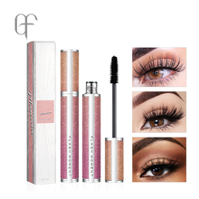 FlashMoment Mascara Waterproof Sweatproof Eyelash Extension Black Thick Lengthening Eye Lashes Cosmetics Eyes Makeup