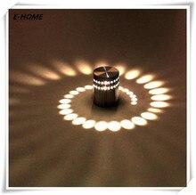 LED aluminum aisle effect living room TV sofa background wall lamp bar KTV light