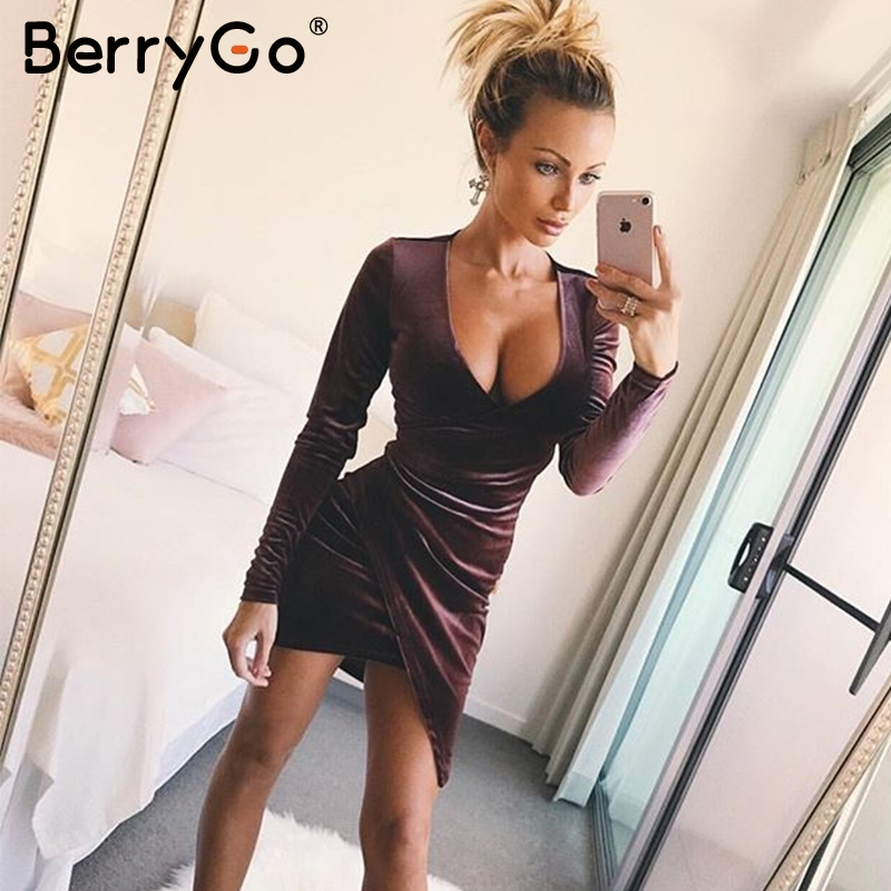 5cff354d4f572 Dresses Fashion Women's V Neck Long Pencil Winter Knitted Sweater Bodycon  Party Dress US
