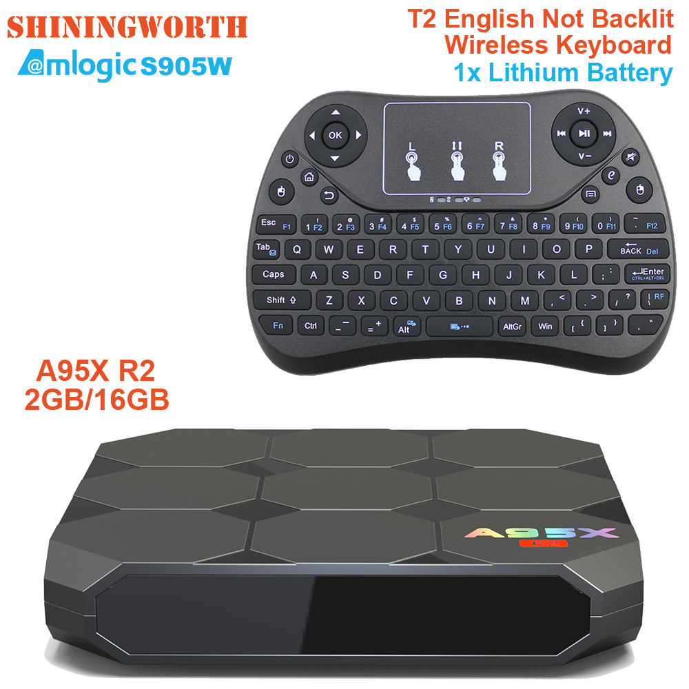US $53 71 |1Year Free IPTV NEOTV PRO A95X R2 2G 16G Android 7 1 Smart TV  Box 4K ultra HD Amlogic S905W for arabic French sports channels-in Set-top