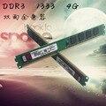Originais RAM DDR3 4G 1333 H55 10600U Compatível 1600 Para P41 P43 P45 G41 A55 Motherboard