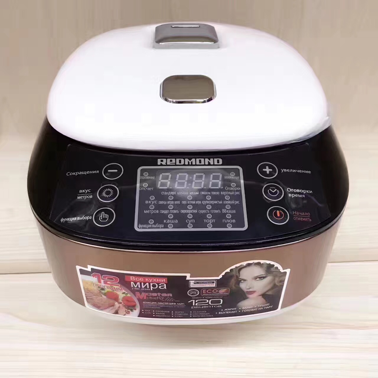 4L Household Electric Cooker Fully Automatic Thermal Insulation Electric Cooker home appliances for kitchen rice cooker