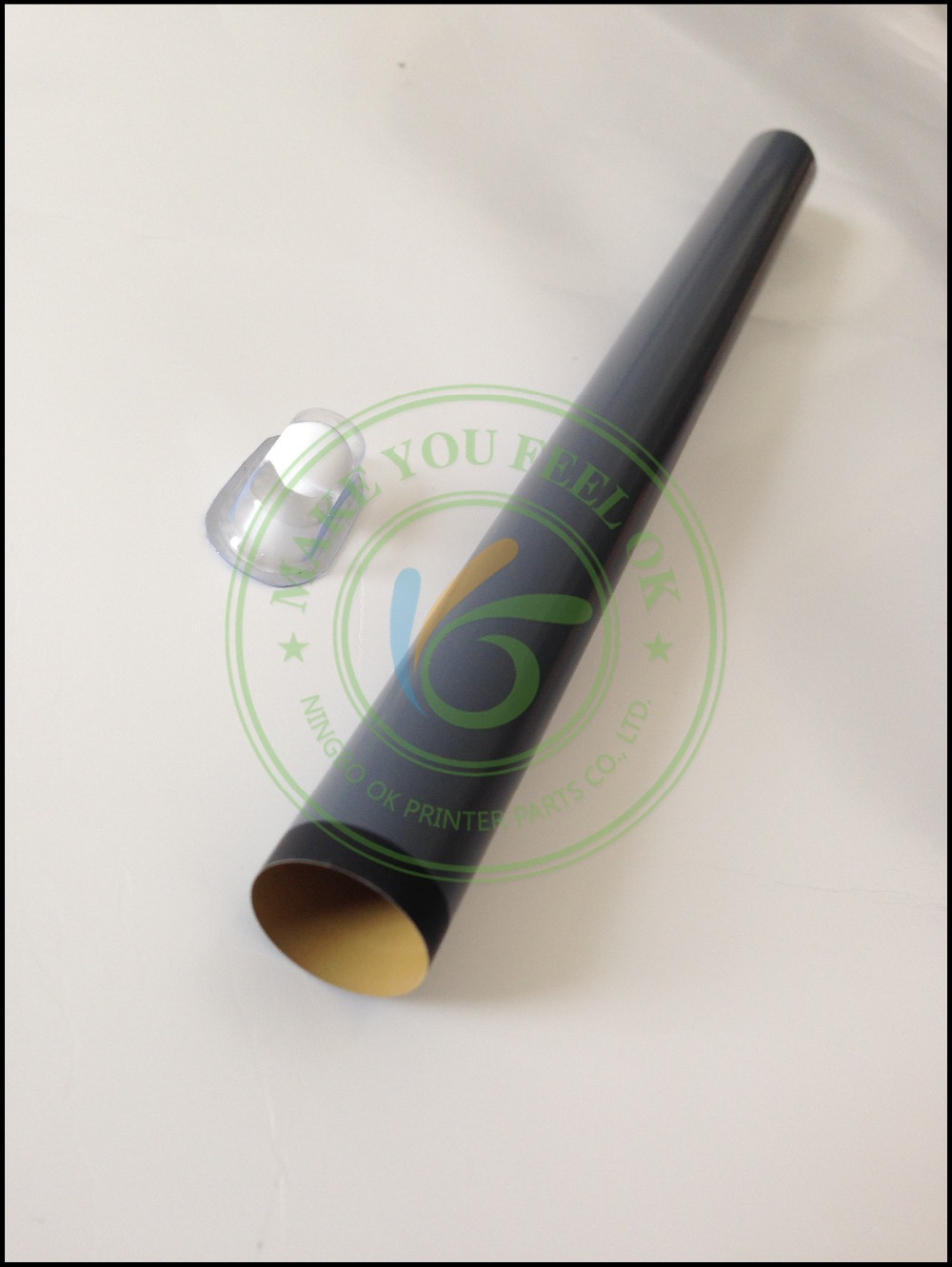 ORIGINAL Fuser Fixing Film Sleeve Teflon + grease for HP 1000 1005 1160 1200 1220 1300 1320 1010 1020 1022 3050 3015 P2014 P2015 original fuser film sleeve fixing film sleeve teflon grease for hp p2035 p2055 p2030 p2050 m2727 p2014 pro 400 m400 m401 m425
