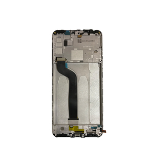 Image 3 - For Xiaomi Mi A2 lite display Touch Screen Digitizer assembly For Xiaomi Redmi 6 Pro/ Mi A2 Lite LCD Display With Frame
