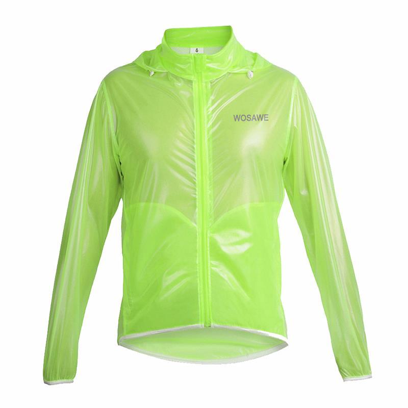 WOSAWE Tour de France Bike Bicycle Cycle Top Wind Rain ...