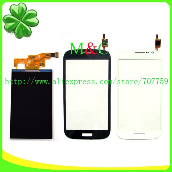 OEM i9082 LCD Touch Panel For Samsung Galaxy Grand i9080 Duos i9082 LCD Display Touch Screen Digitizer Panel Free Post