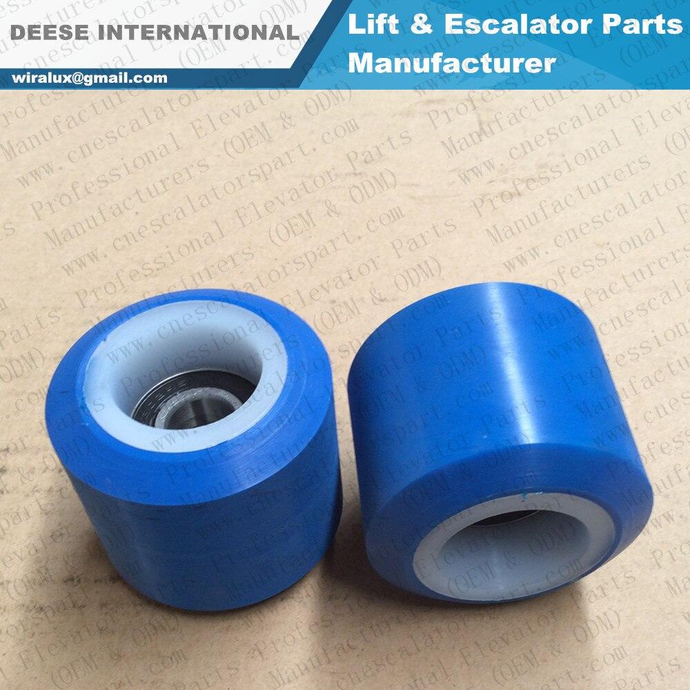 XIZI Escalator Handrail Roller 60*55 6202 for Lift & Elevator professional elevator parts manufacturer