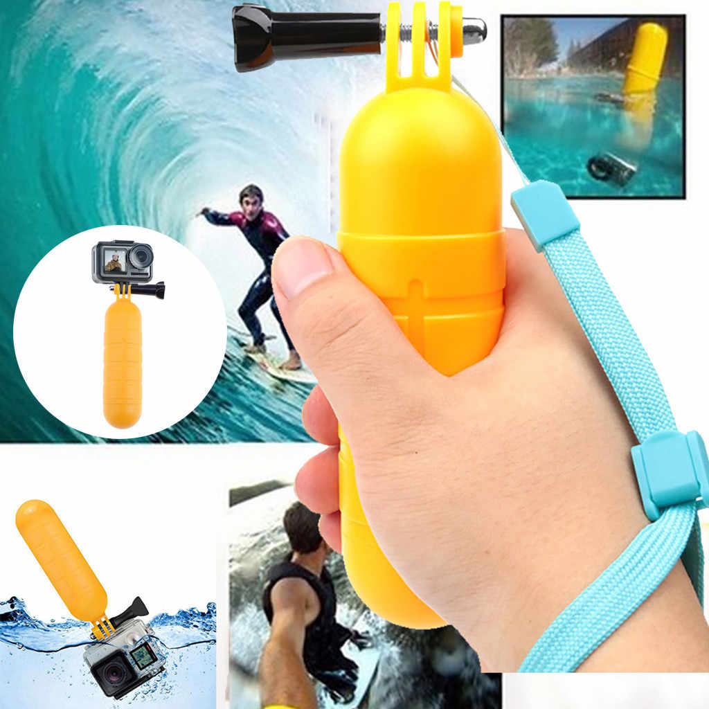 For DJI Osmo Action For GoPro Hero7 Water Floating Buoyancy Selfie Stick Accessories For DJI Osmo Action Camera Accessories L528