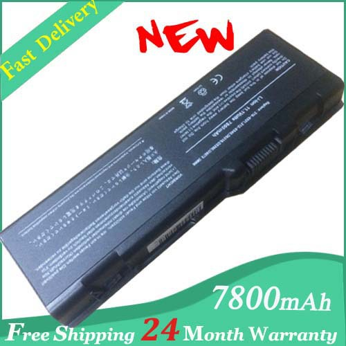 9 cells Laptop Battery for Dell Inspiron 9200 9300 9400 6000 E1705 XPS Gen 2 XPS M170 XPS M1710 Precision M6300 M90 аккумулятор topon top dl9200 11 1v 4400mah для dell inspiron 6000 9200 9300 9400 e1705 xps gen 2 xps m170 xps m1710 precision m6300 m90 series аналог pn g5266 g5260 d5318 310 6321 310 6322