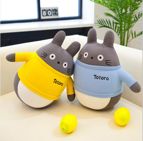 WYZHY Creative new elastic cloth bubble cat plush toy sofa bedroom decoration to send friends and children gifts 50CM in Stuffed Plush Animals from Toys Hobbies