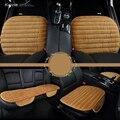 Karcle 1 UNIDS Universal Del Coche de Terciopelo-cubiertas de Coche de la Felpa Cubierta de Asiento de Conductor Amortiguador Car-Styling Auto Accesorios antideslizante Pad Protector