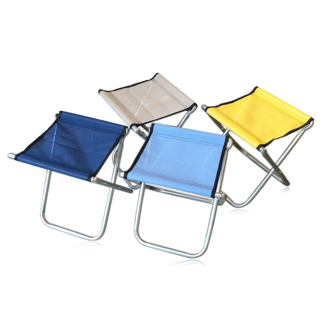 2016 Apressado Sillas Cadeira Barracas Parágrafo Acampamento 2718 Pequeno Portátil Dobrável Tamborete Cadeira de Pesca Mazar Cadeiras do Engranzamento Da Estação