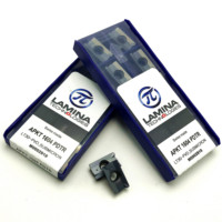כלי קרביד 20PCS APKT1604 PDTR LT30 כרסום הפיכת כלי מחרטה כלי קרביד הכנס apmt 1604 pdtr כלי כרסום מפנה כלי כלי CNC (3)