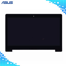 Asus Original LCD Display Touch Screen Assembly with frame Repair For Asus VivoBook S400 S400C S400CA LCD screen For Asus S400