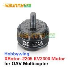 Hobbywing XRotor 2205 KV2300 CW/ CCW Brushless Motor for QAV250 Multicopter FPV RC Racing Drone
