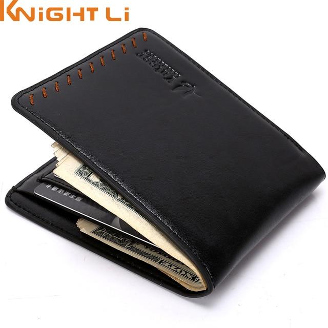 цены  New Arrive Wallet Purses Men's Wallets Carteira Masculine Billeteras Porte Monnaie Monederos Famous Brand Male Men Wallet N283