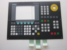 SINUMERIK 802 6FC5500-0AA11-2AA0 Membrane Keypad for HMI Panel repair~do it yourself,New & Have in stock